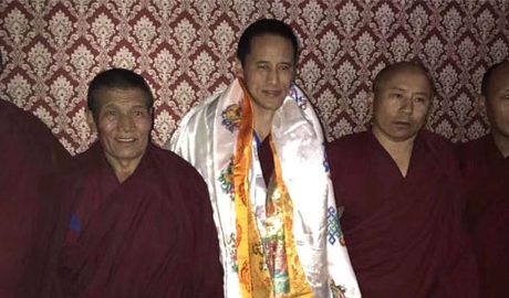 Tibetan Monk Freed After Five-Year Prison Term For 'Politically Sensitive' Writings