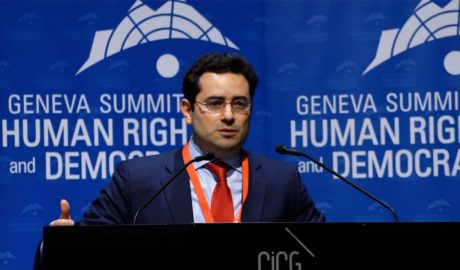 10th Geneva Summit Spotlights Human Rights Situations in Dictatorships
