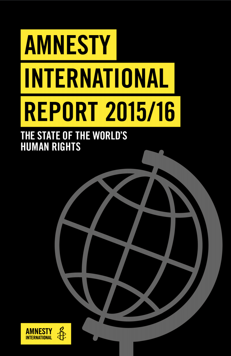 Amnesty International Report 2015/16: the State of the World's Human Rights