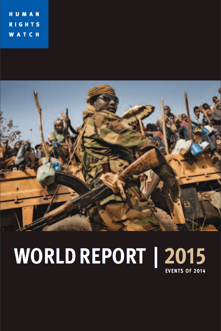 Human Rights Watch: World Report 2015 | Events of 2014
