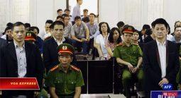 Vietnamese Activists Sentenced For 'Subversion' in Hanoi Trial
