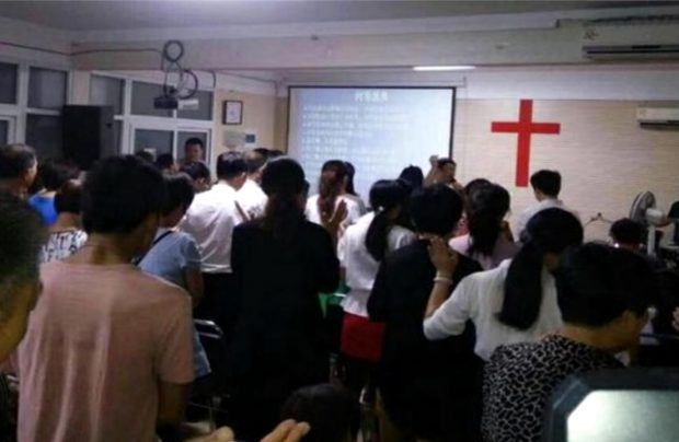 Since the new Regulations on Religious Affairs promulgated by the Chinese State Council came into effect, the situation of house churches has been deteriorating. (Photo courtesy of a Christian)