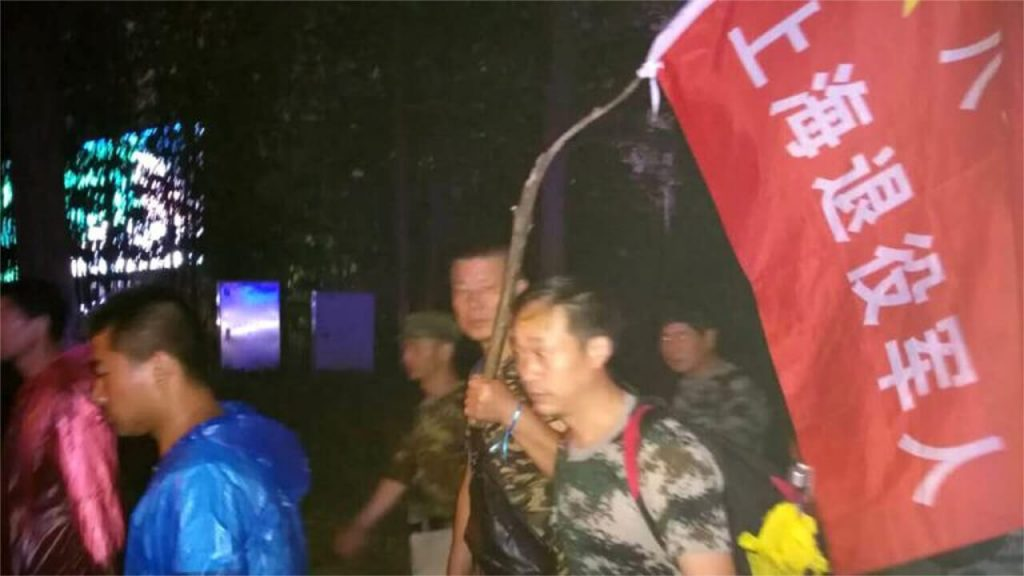 Chinese Police Detain, Beat Military Veterans in Crackdown Operation