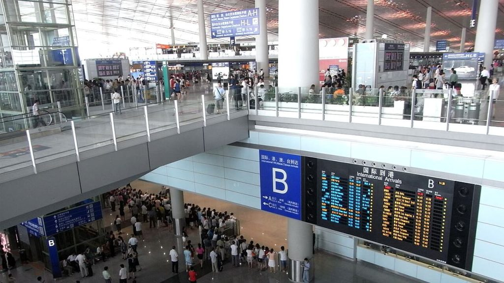 Beijing Christian Illegally Arrested Upon Arrival Back in China for Contacting the Church Abroad