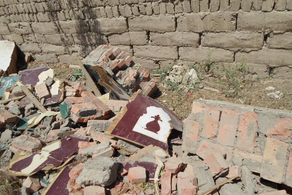 Remains-of-Islamic-signs-are-still-visible-in-the-ruins-of-a-demolished-mosque.
