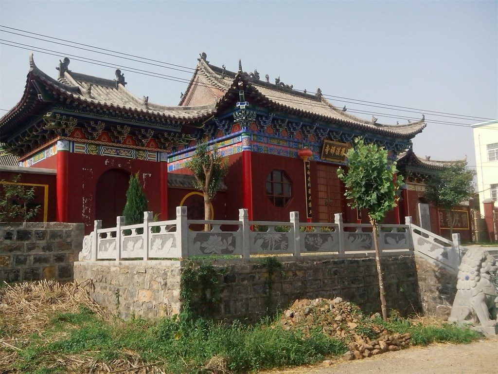 The Luohan Buddhist Temple ordered to close