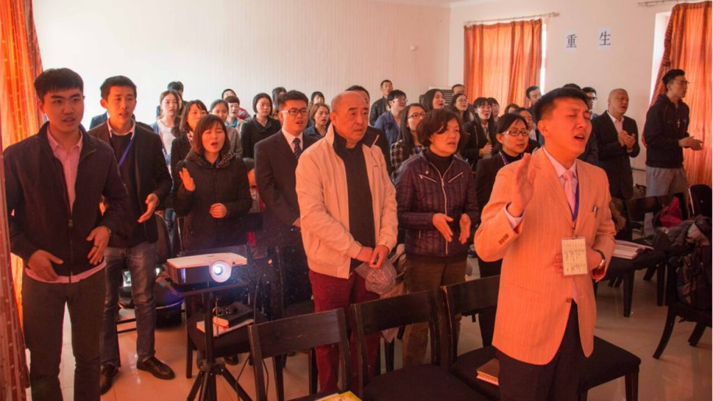 "House Church Christian ""Disappears"" in Henan"