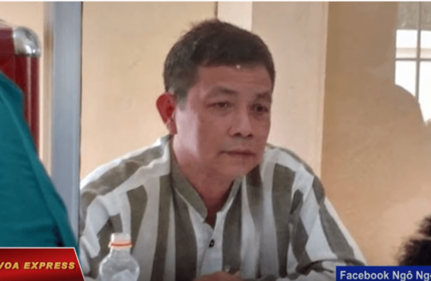 Jailed Vietnamese Activist Vows to Stay in the Country to Work for Change