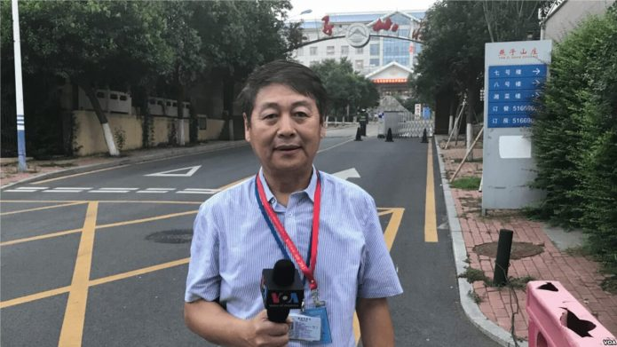 VOA Reporters Freed After Hours-long Detention by Chinese Authorities