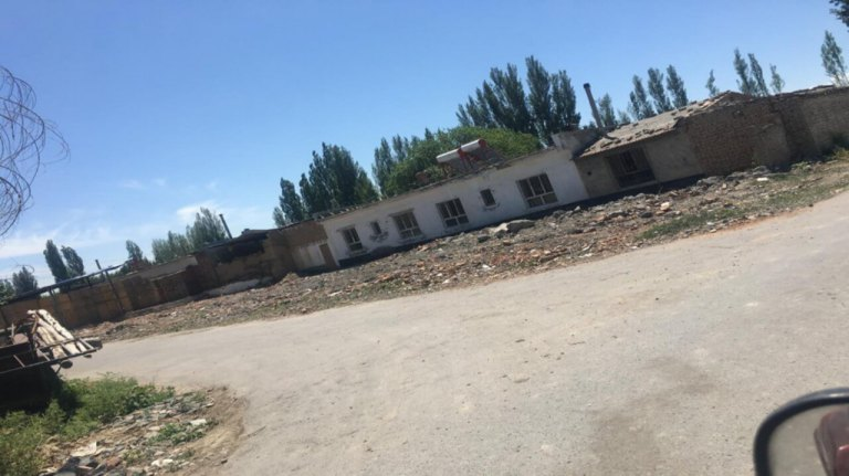 Mosques Demolished Forcefully by Chinese Regime, Muslims in Anger and Silence