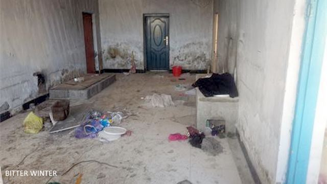 Police Seized Homes of 300 Christians