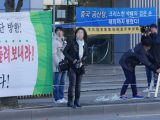 False Demonstrations Against The Church of Almighty God Refugees Start in South Korea
