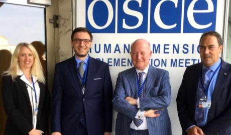 Protection of Uyghurs, The Church of Almighty God Refugees Requested at OSCE Meeting in Warsaw