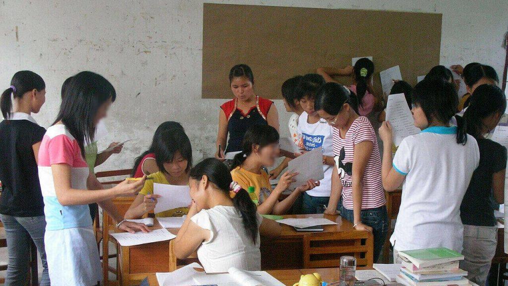 China: Christian schoolchildren forced to tick 'no religion' box