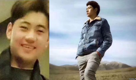 Drugkho, a Tibetan youth seen in these undated photos, set himself on fire to protest China's repressive policy in Tibet near the Ngaba District's security office, Sichuan Province, Dec. 8, 2018.