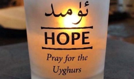 pray for the uyghurs