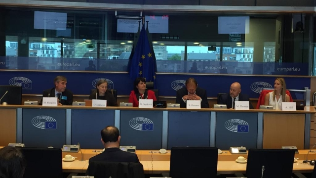 Catholicism in China Discussed at a Seminar in the European Parliament