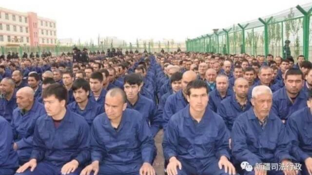 US Highlights Uyghur Detention Camps in International Torture Victim Message