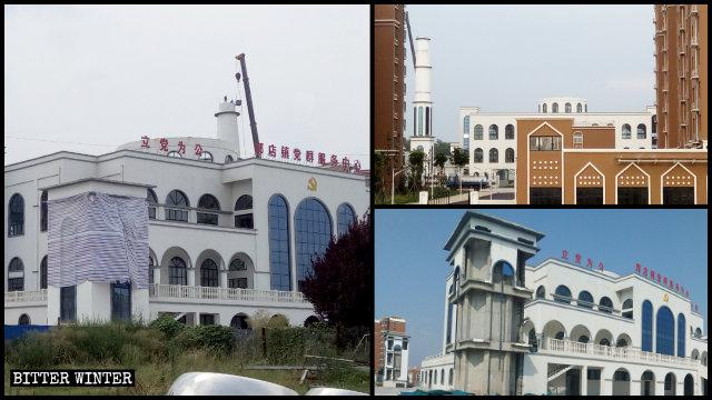Mosques Lose Islamic Symbols, Repurposed for Government Use
