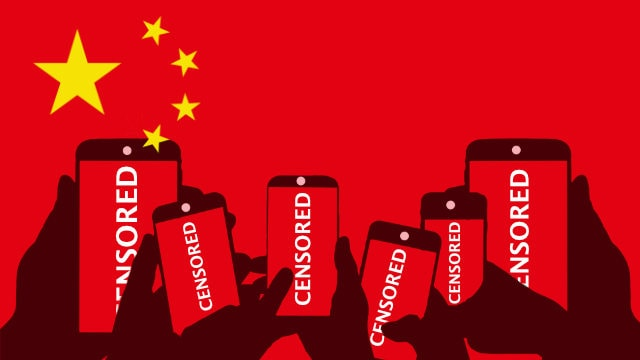 For Mobile Users in China, One 'Wrong' Word Means Punishment