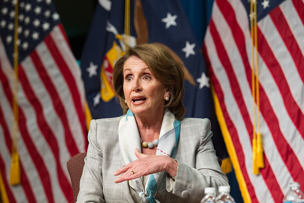 US House Speaker Nancy Pelosi Speaks Out For Tibetan Buddhists, Incarcerated Uyghurs