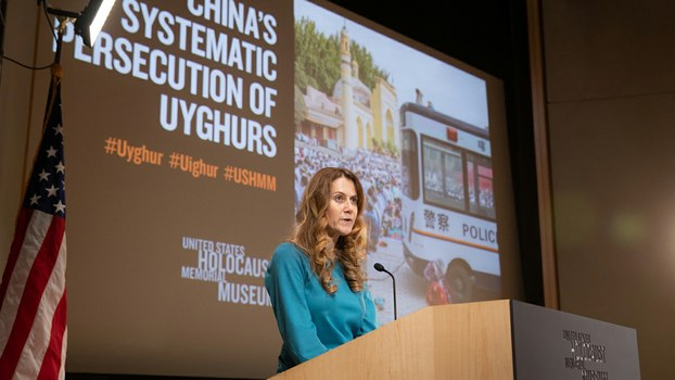 US Holocaust Museum Labels China's Persecution of Uyghurs in Xinjiang 'Crimes Against Humanity'