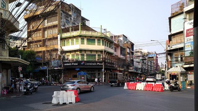 Mo Mi Junction in Bangkok