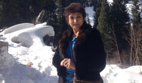 Rashida Dawut in an undated photo
