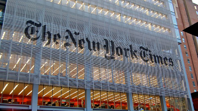 Hong Kong Expels New York Times Correspondent Amid Ongoing Media War
