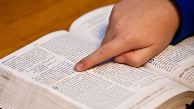 Christians in Guangdong Indicted for Printing Children's Bibles