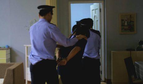 Police arrest Christians