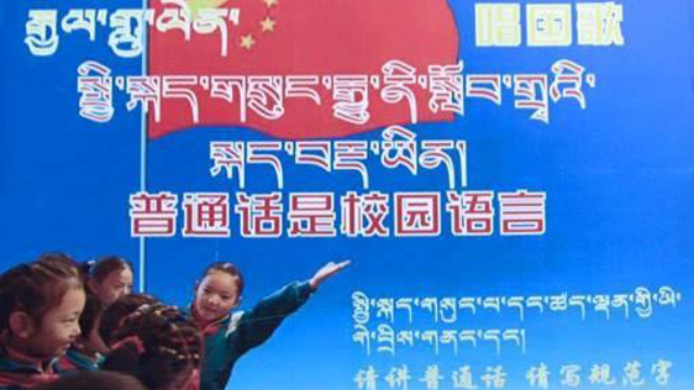 Bitter Blow for Tibetan Mother-tongue Education