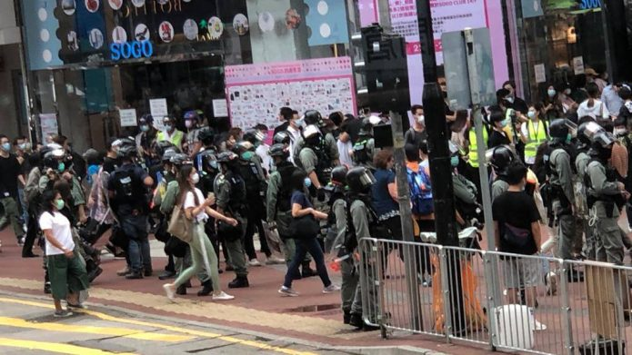 International Concerns Grow Over Rule of Law in Hong Kong