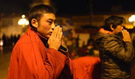 Tibetan believers