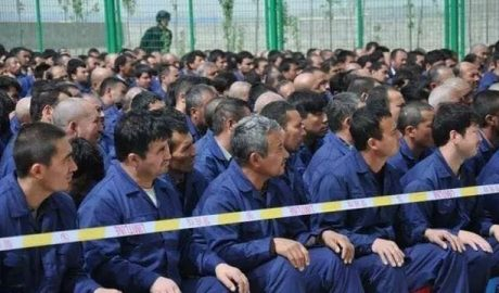 Uyghurs in the transformation through education camps