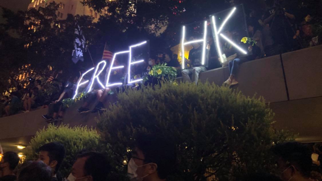 Hong Kongers Still Defiant One Year Later As National Security Law Looms