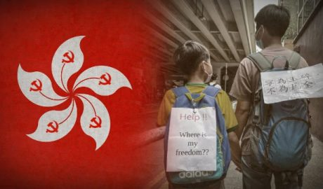The CCP subjects Hong Kong youth to intensified indoctrination.