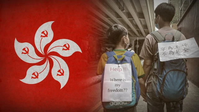 CCP Expands Indoctrination to Hong Kong Schools