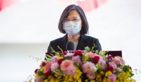 Taiwanese President Tsai Ing-wen condemned the Chinese government's decision to bypass Hong Kong's legal process and pledged to support Hongkongers.