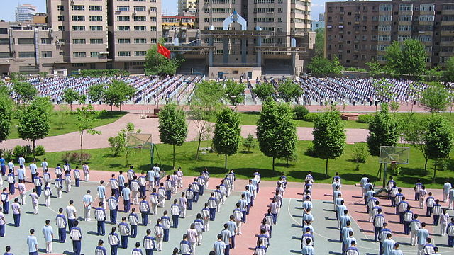Xinjiang Authorities Institute Mandarin-Only Instruction at Prominent Uyghur High School