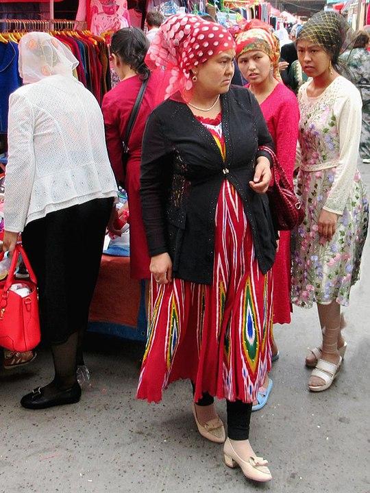 Uyghur Women