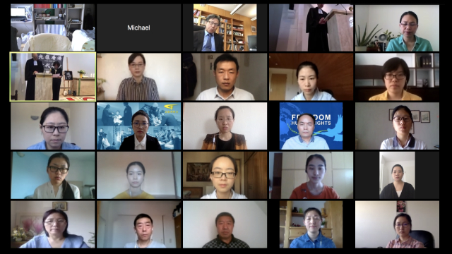 3rd Anniversary of Liu Xiaobo's Passing: Global Activists Call for End of CCP Tyranny