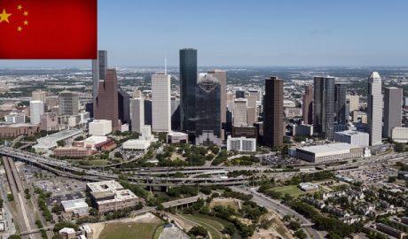 Houston and China
