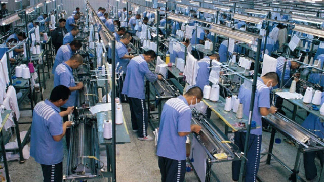 How China Exploits Prisoners to Make Goods for Export
