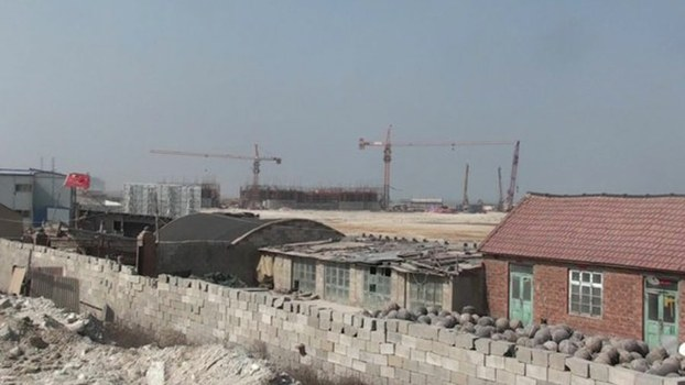 Residents of China's Shandong Left Homeless by Suspended Rural Resettlement Plan