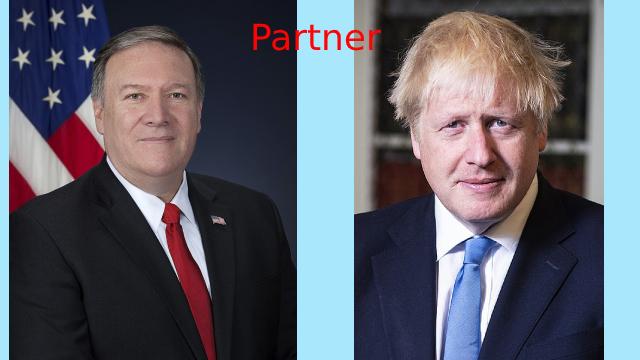 US, Britain Increasingly See Eye-to-Eye on China