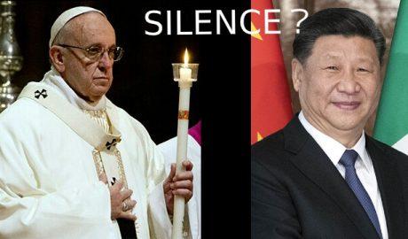 Papa francesco and China