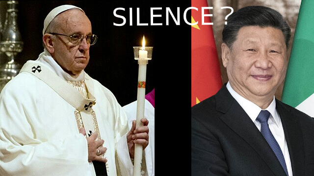 Papa francesco and China