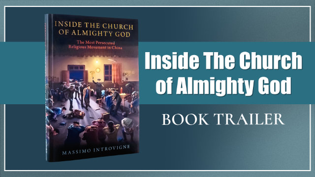 A Book Trailer Launched for Massimo Introvigne's Book on The Church of Almighty God