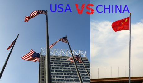 USA VS CHINA